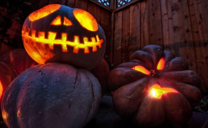 Скачать бесплатно картинку с праздника Хэллоуин