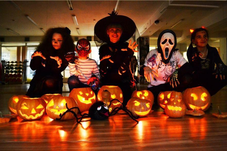Хэллоуин современный праздник