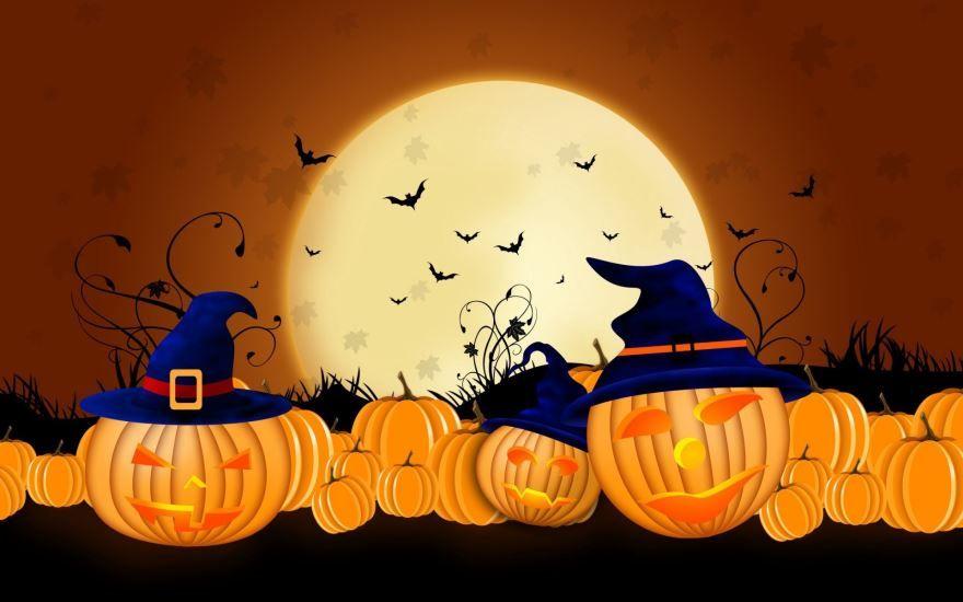 Прикольная картинка праздник Хэллоуин