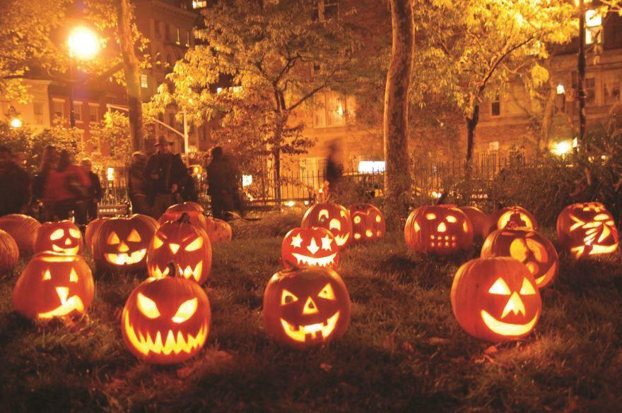 Английский праздник Хэллоуин