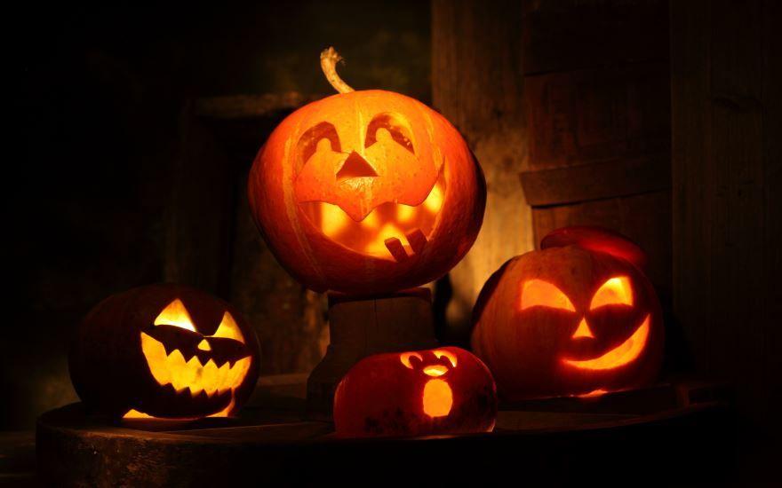 Картинка праздник Хэллоуин