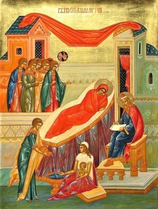 Какой праздник 7 июля в России - Рождество Иоанна Крестителя
