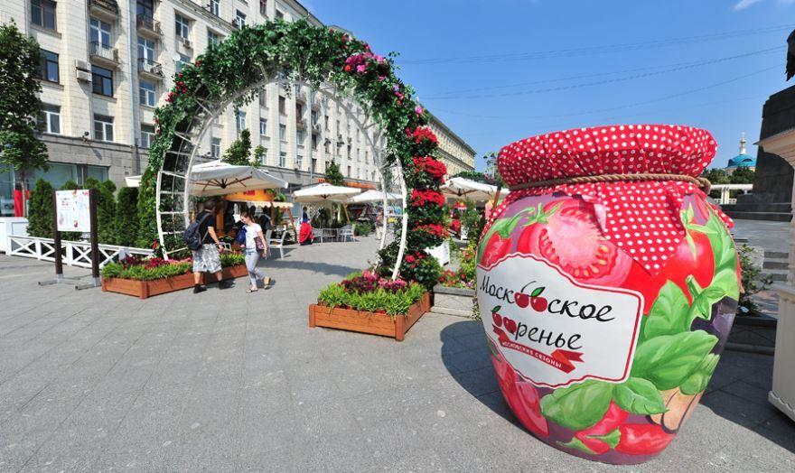 15 июля праздник в России - Международный фестиваль варенья