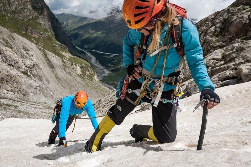Оригинальный подарок другу - Урок альпинизма