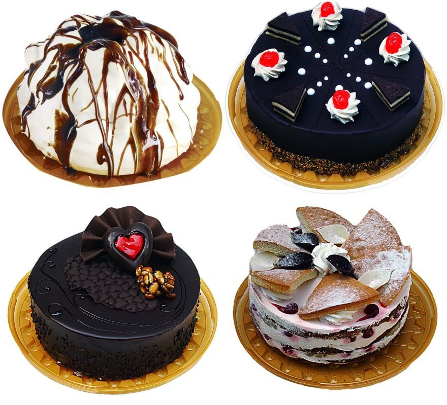 20 июля праздник в России - международный день торта
