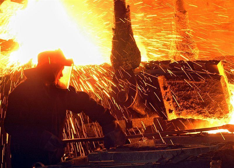 Поздравление с днем металлурга