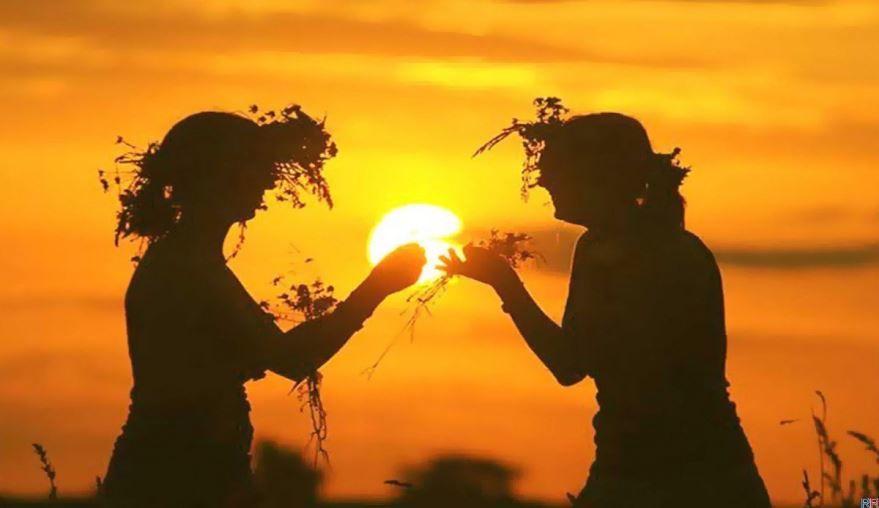 Скачать бесплатно красивую картинку День Летнего солнцестояния