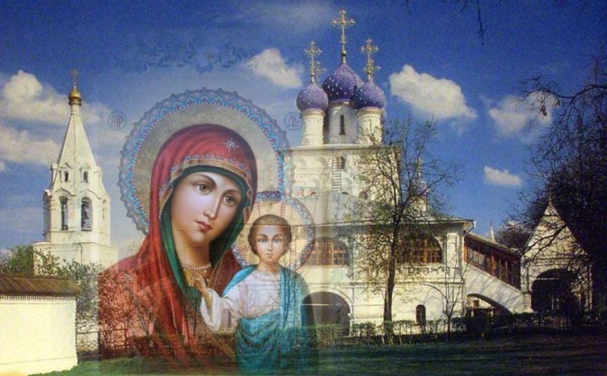 Церковный праздник 21 июля - праздник Казанской иконы Божьей матери