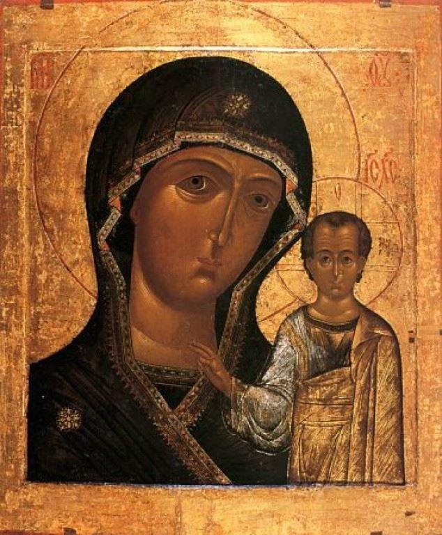 21 июля 2020 года церковный праздник - Казанской иконы Божьей матери