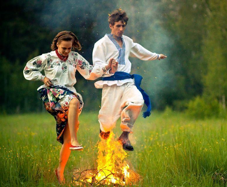 Фото праздник Ивана Купала, традиции