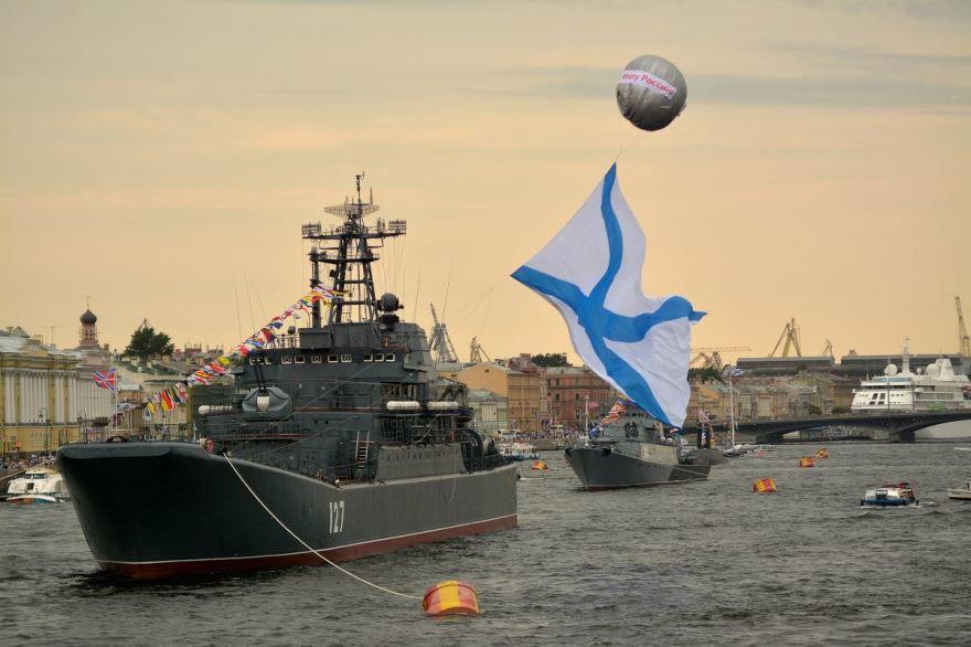 Какого числа день ВМФ в 2019 году, в России?