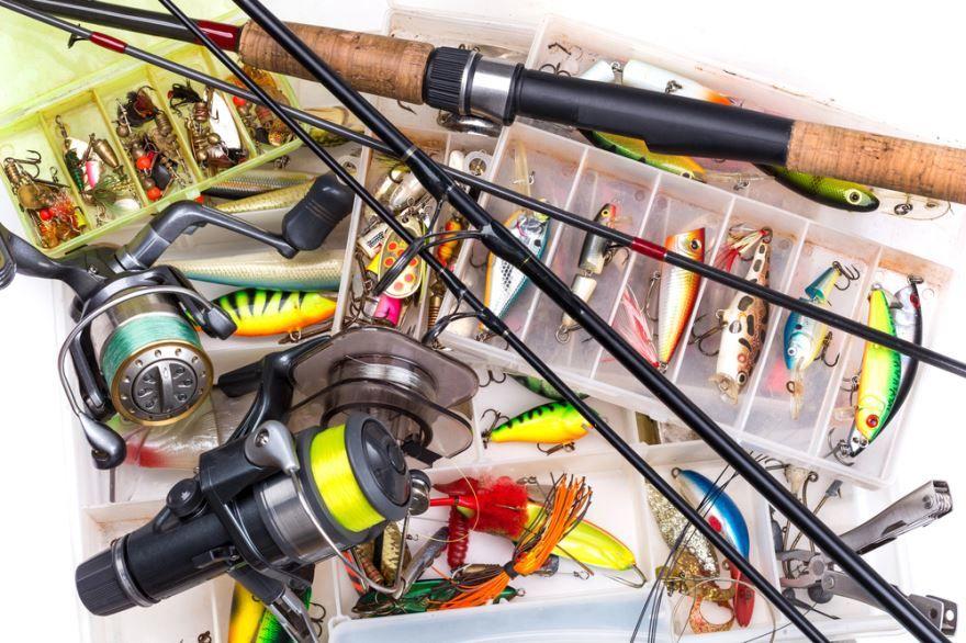 Подарок папе - Рыболовные снасти