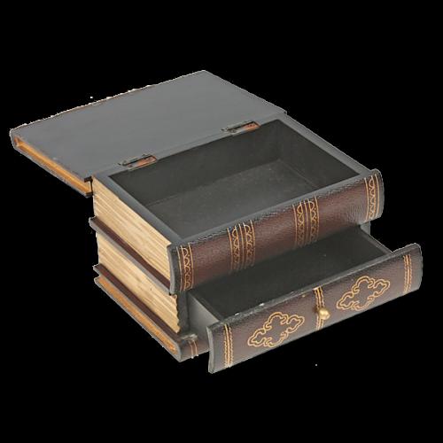 Прикольные подарки женщине - Книга шкатулка – заначка