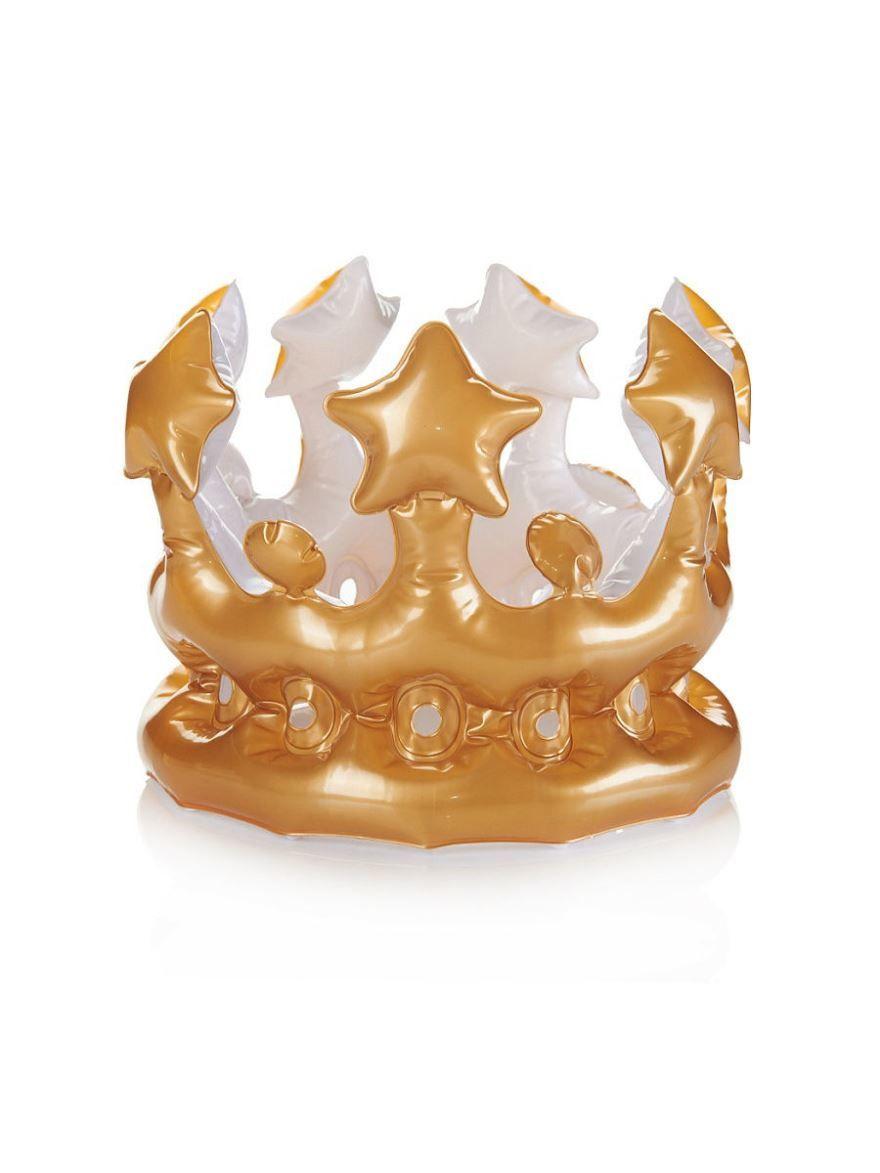 Прикольные подарки коллеге - Надувная корона