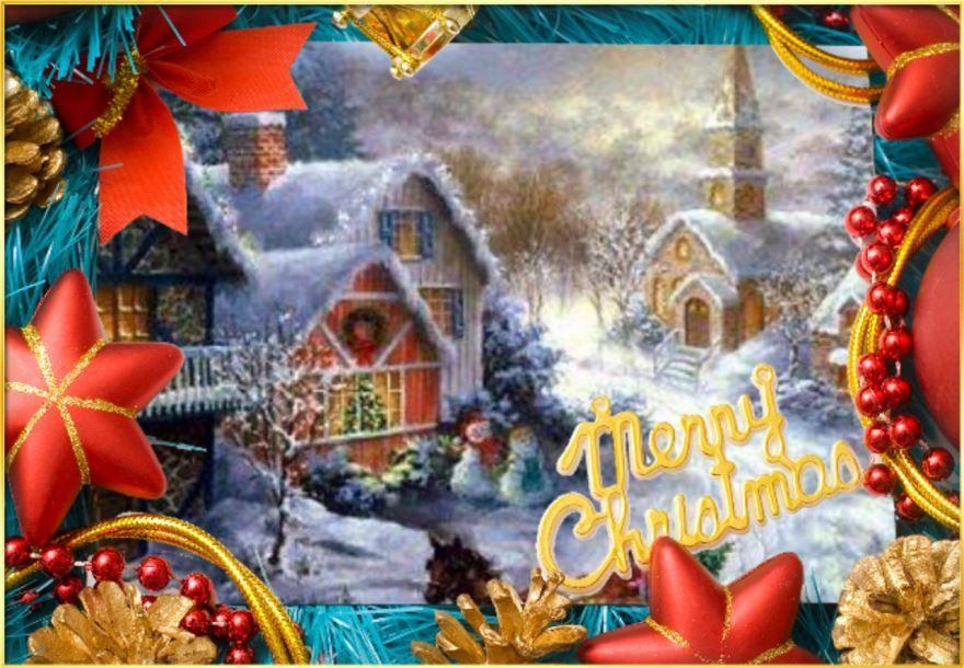 Католическое Рождество число - 25 декабря