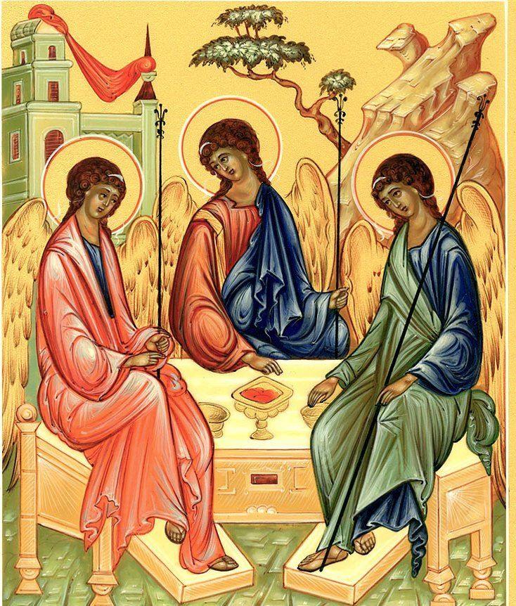 Скачать бесплатно красивую картинку День Святой Троицы