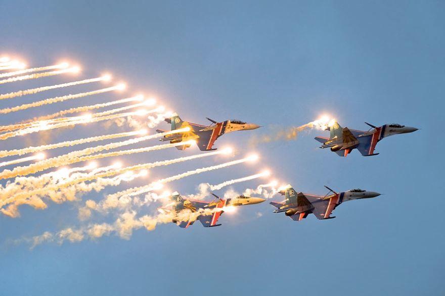 Какого числа день ВВС в 2020 году?