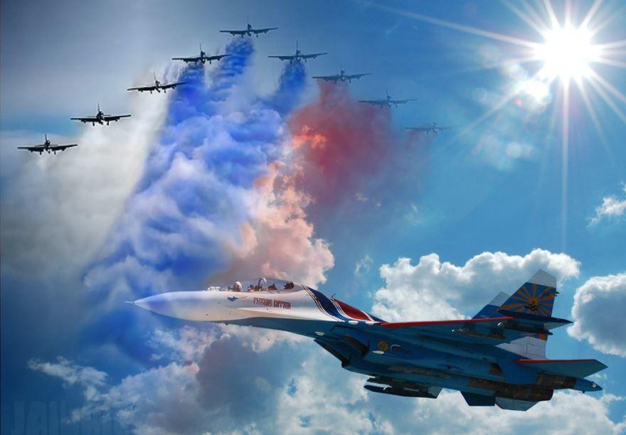 Какого числа день ВВС в России?