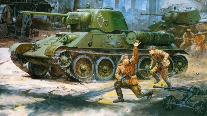 Скачать открытку с днем танкиста, бесплатно