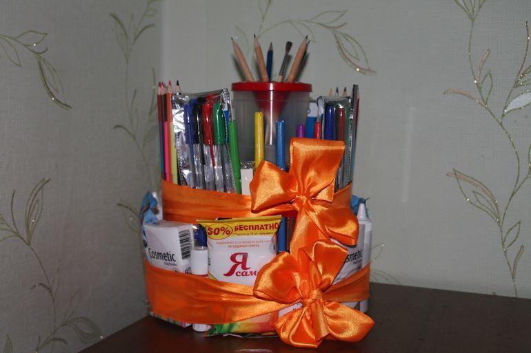 Подарок первокласснику на 1 сентября
