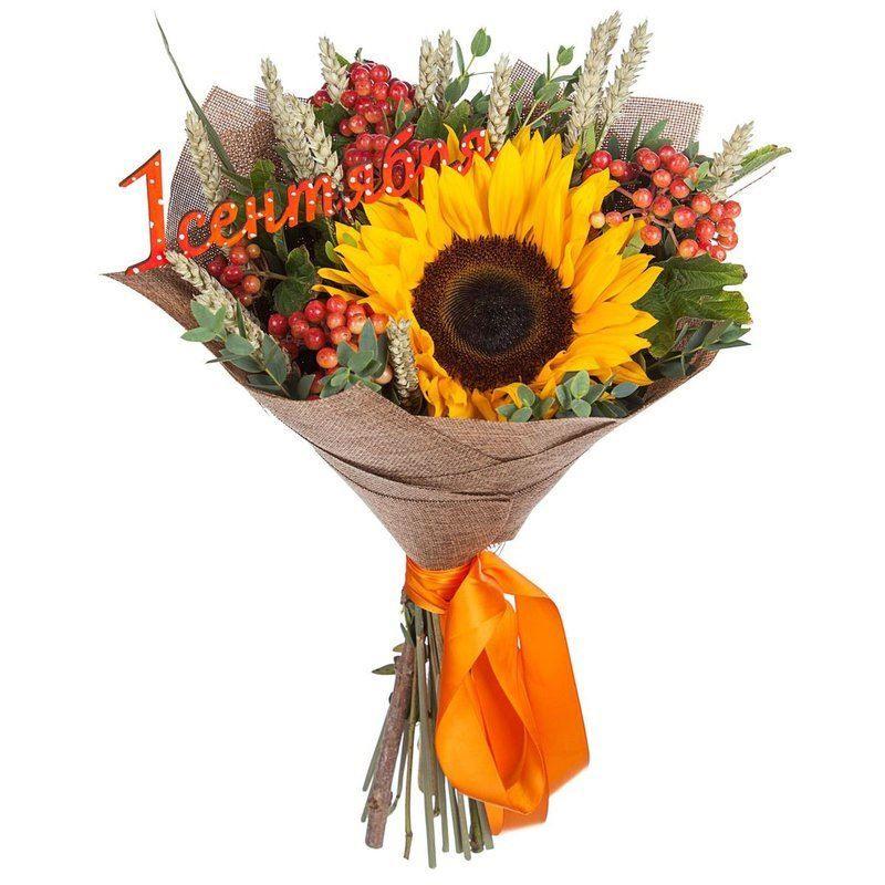 Учителю на 1 сентября, своими руками цветы