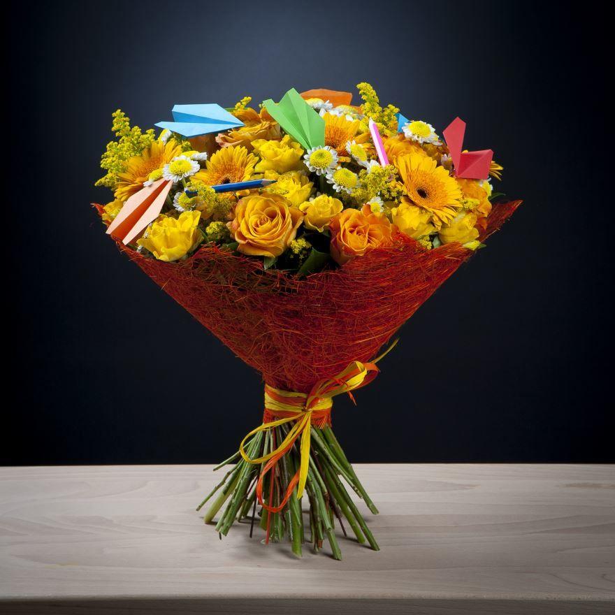 Подарок учителю на 1 сентября, своими руками