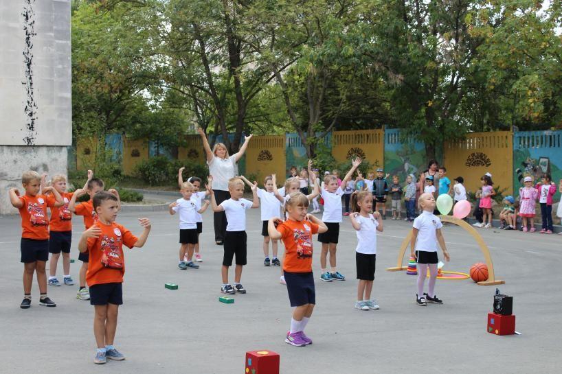 Праздник в детском саду на день знаний