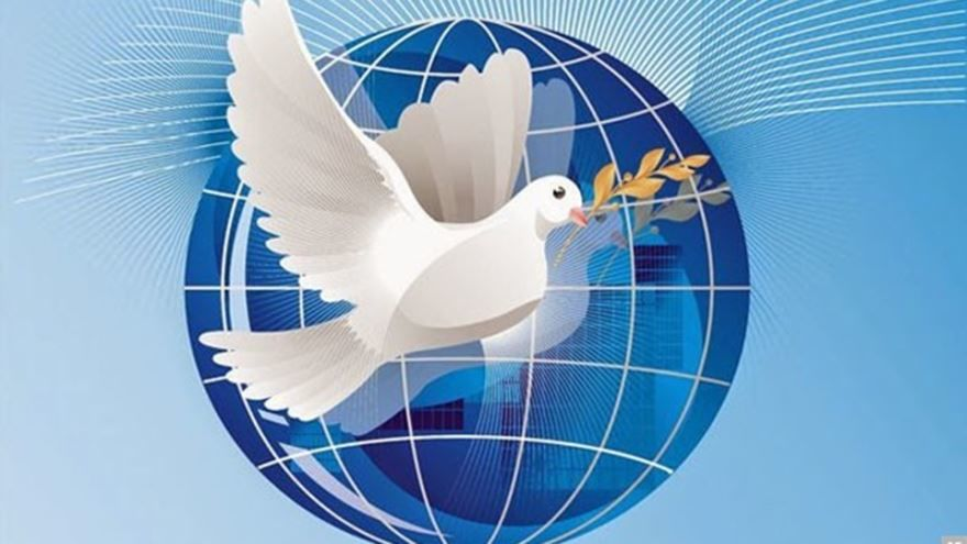 21 сентября - международный день мира, картинка