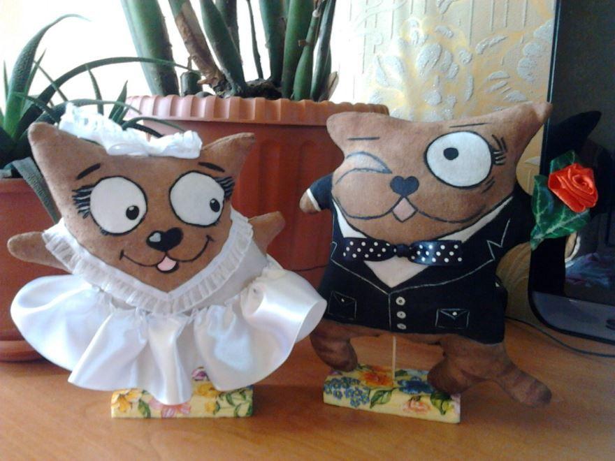 Прикольный подарок мужу на Свадьбу, своими руками