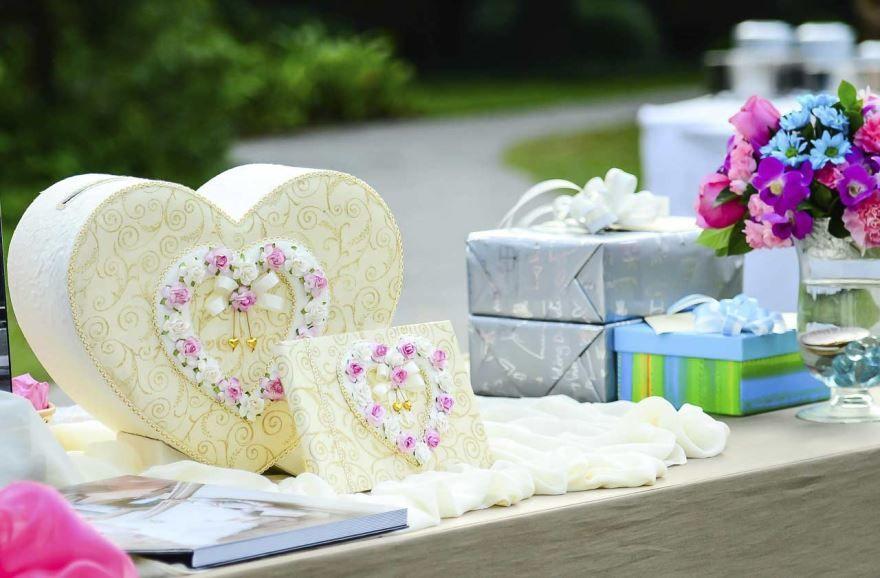 Идеи подарков на Свадьбу, для молодых