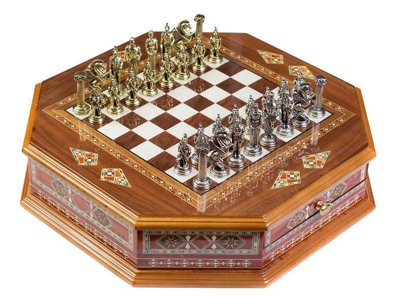 Подарок на Юбилей лучшему игроку в шахматы