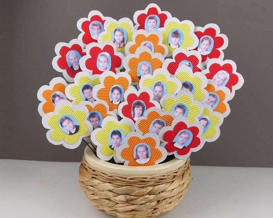 Идеи подарка на день учителя, руками детей