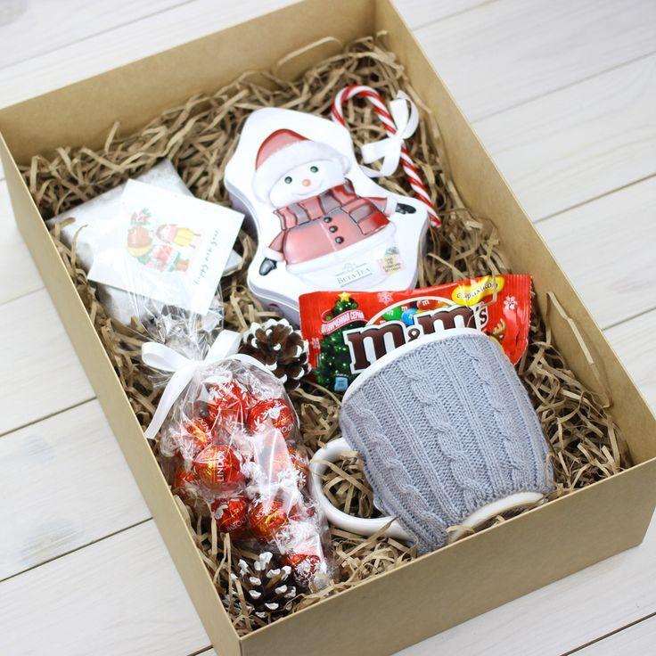 Идеи подарков для женщины на Новый год
