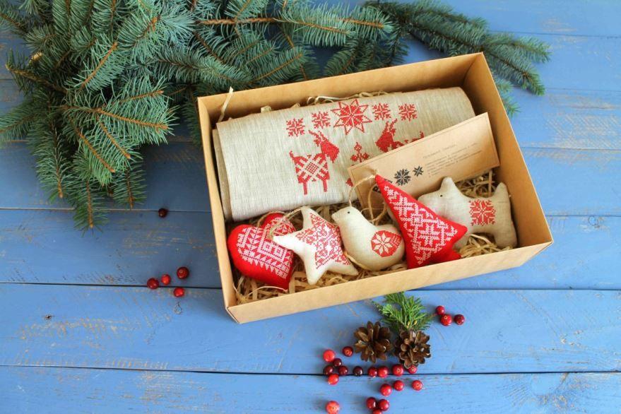Идеи корпоративных подарков на Новый год