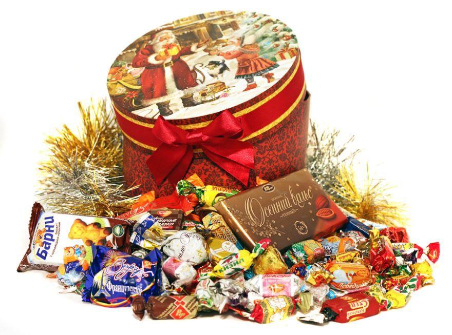 Какой сладкий подарок подарить ребенку на Новый год?