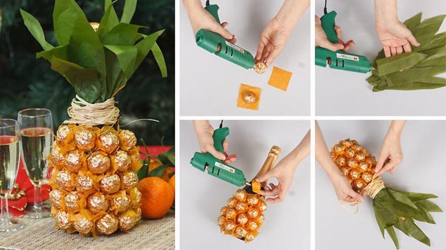 Лучшие идеи подарков своими руками на Новый год