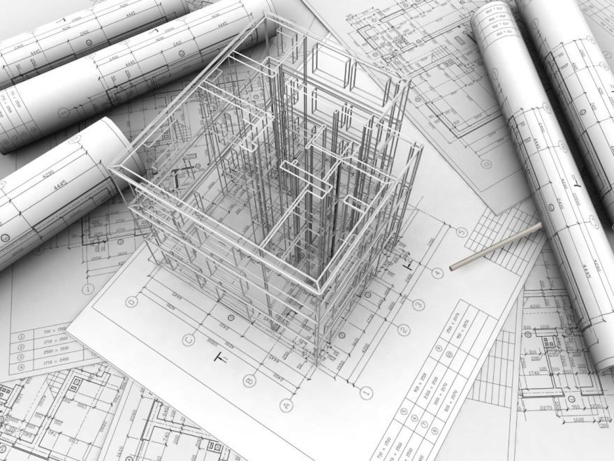 День архитектуры - 4 октября, картинка