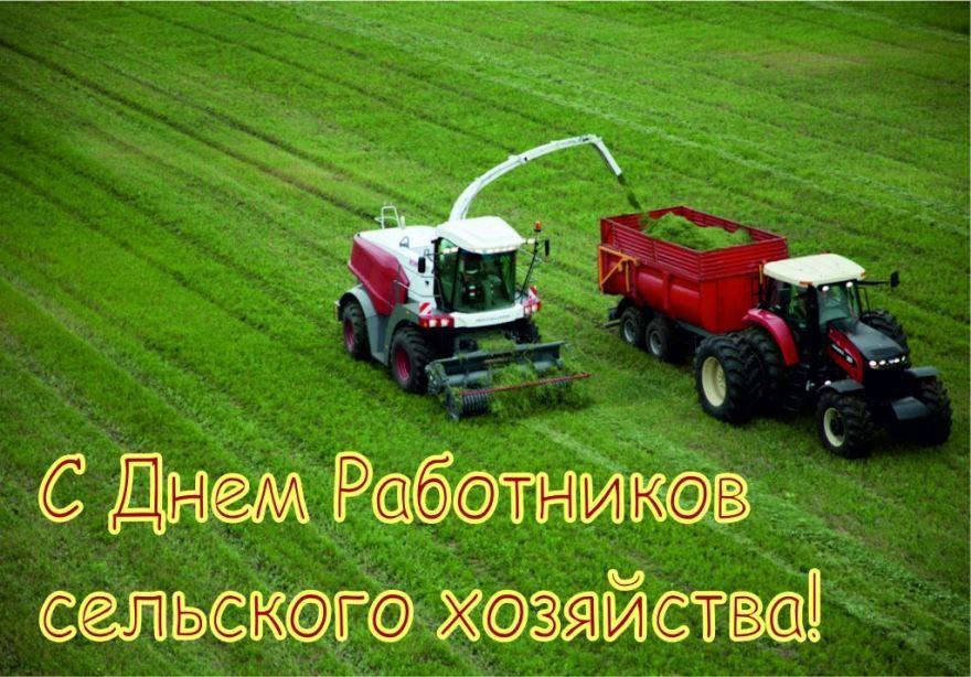 Картинка с днем работника сельского хозяйства