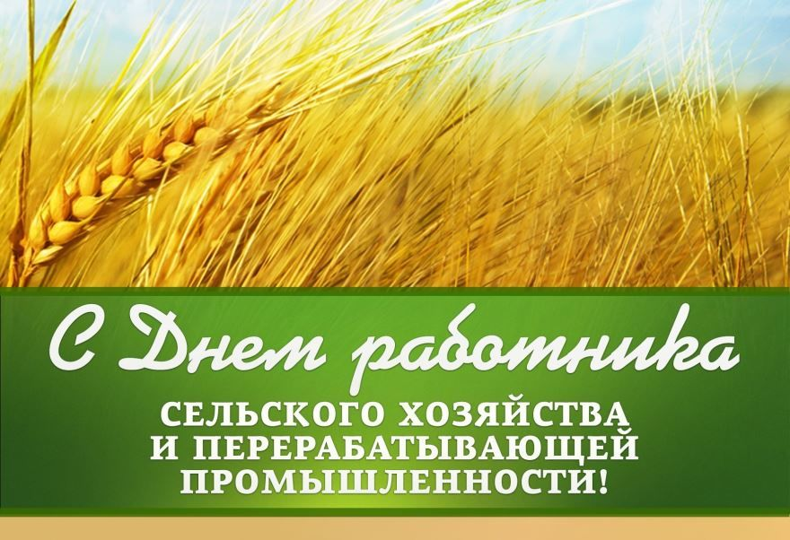 День работника сельского хозяйства 2020 года