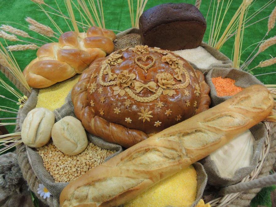 Всемирный день хлеба, картинки