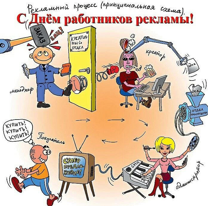 День рекламщика в России, в 2021 году какого числа?