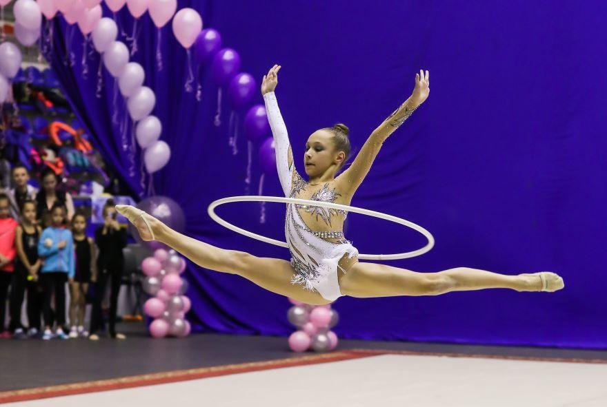 День художественной гимнастики - 26 октября