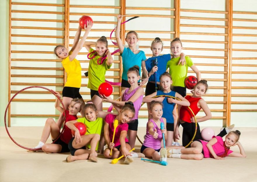 День художественной гимнастики - 31 октября