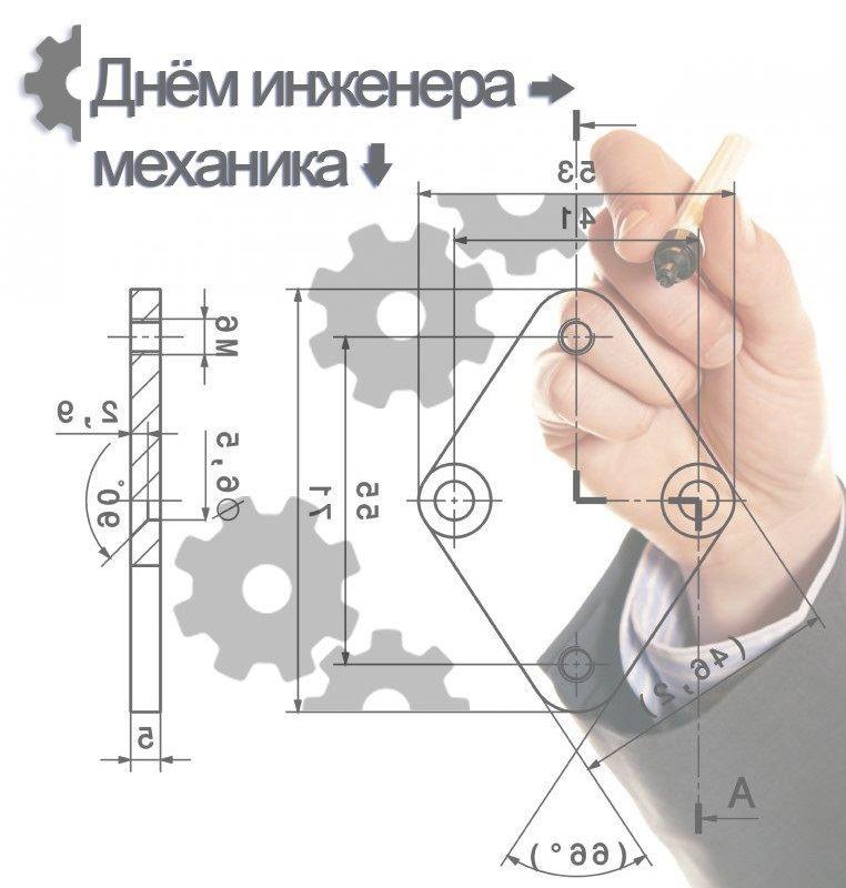 День инженера механика в 2021 году - 30 октября