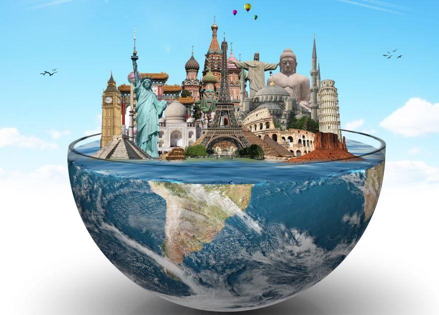Всемирный день городов, картинка