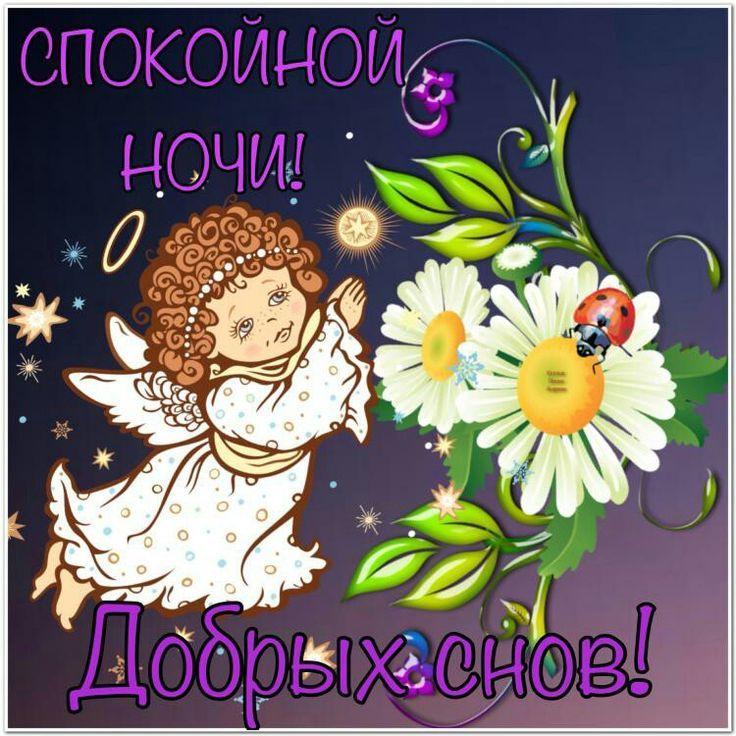 Скачать пожелания доброй и спокойной ночи