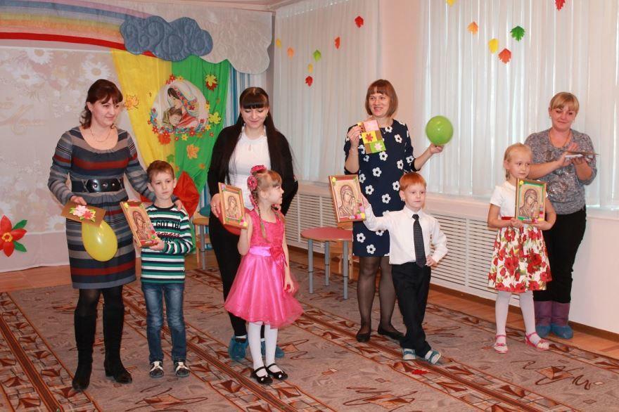 День матери в детском саду, старшая группа