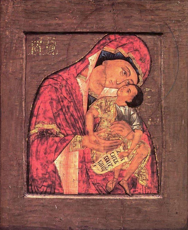 20 ноября церковный праздник - Иконы Божией Матери Взыграние