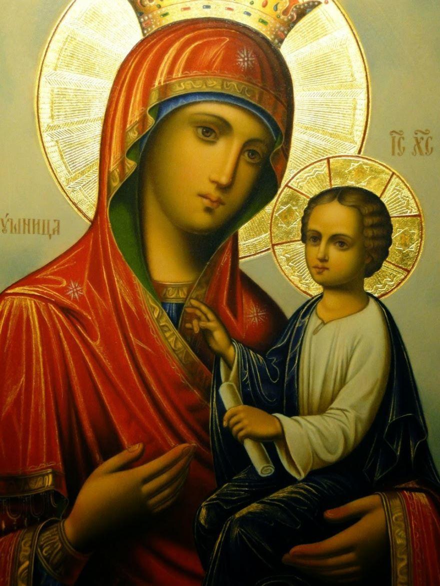 22 ноября праздник Иконы Божией Матери Скоропослушницы