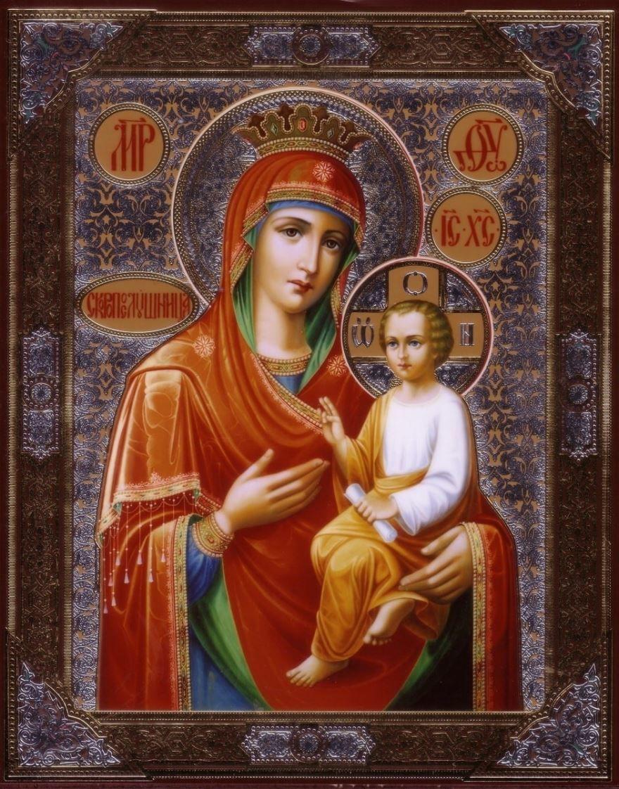 Икона Божией Матери - Скоропослушница